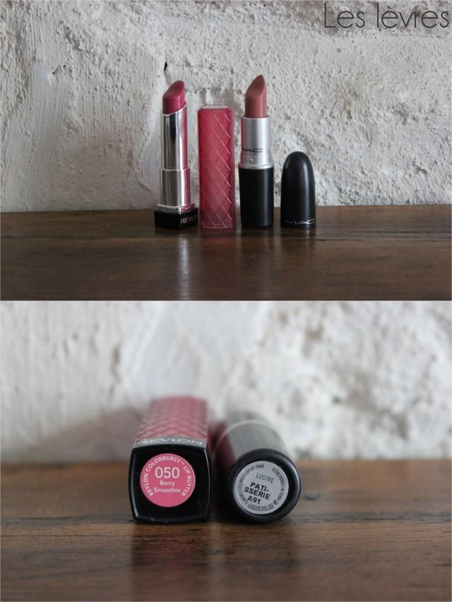 Makeup lèvres
