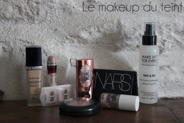 Makeup Teint