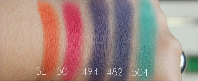 palette funky 2
