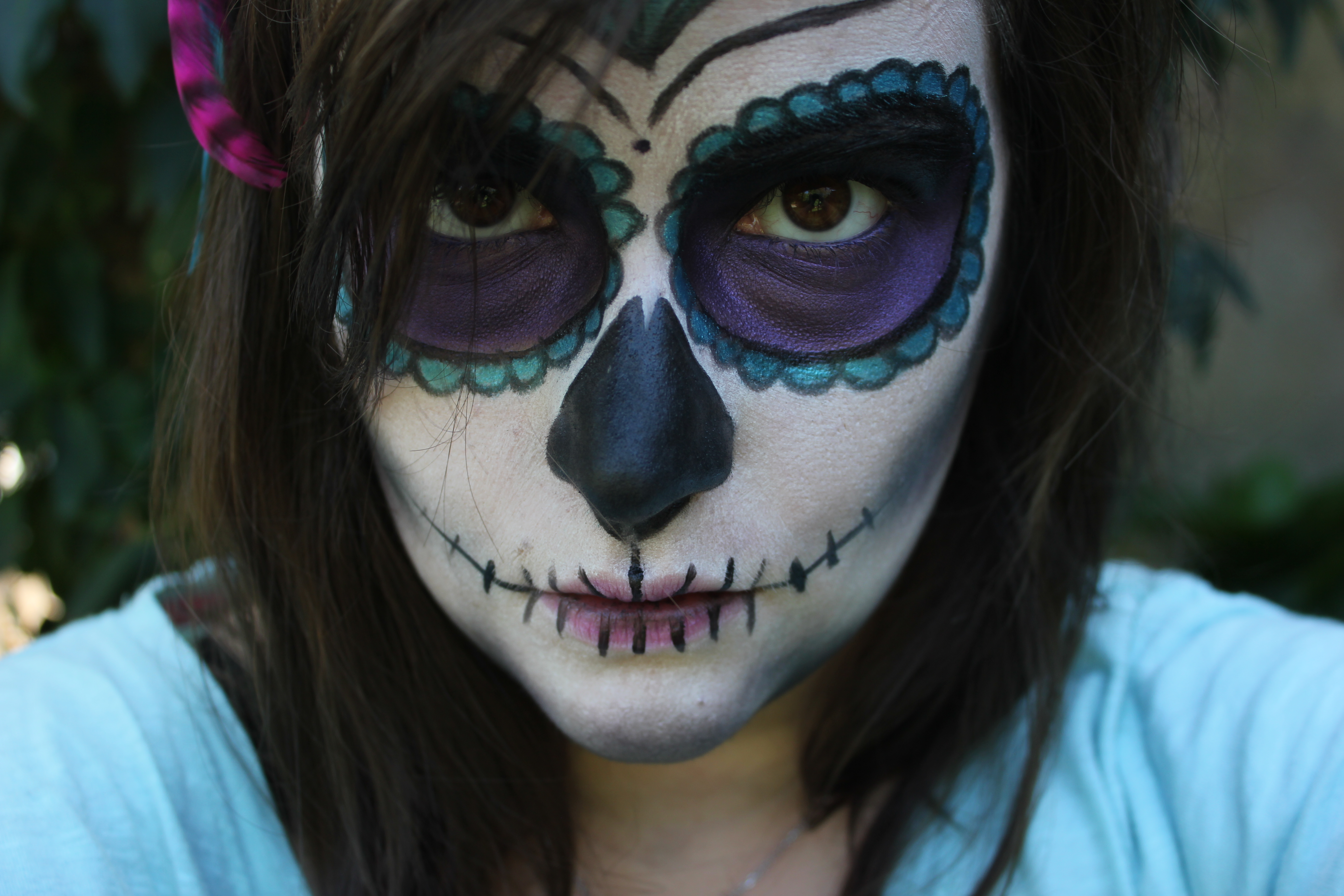 Maquillage facile pour Halloween  Magicmaman