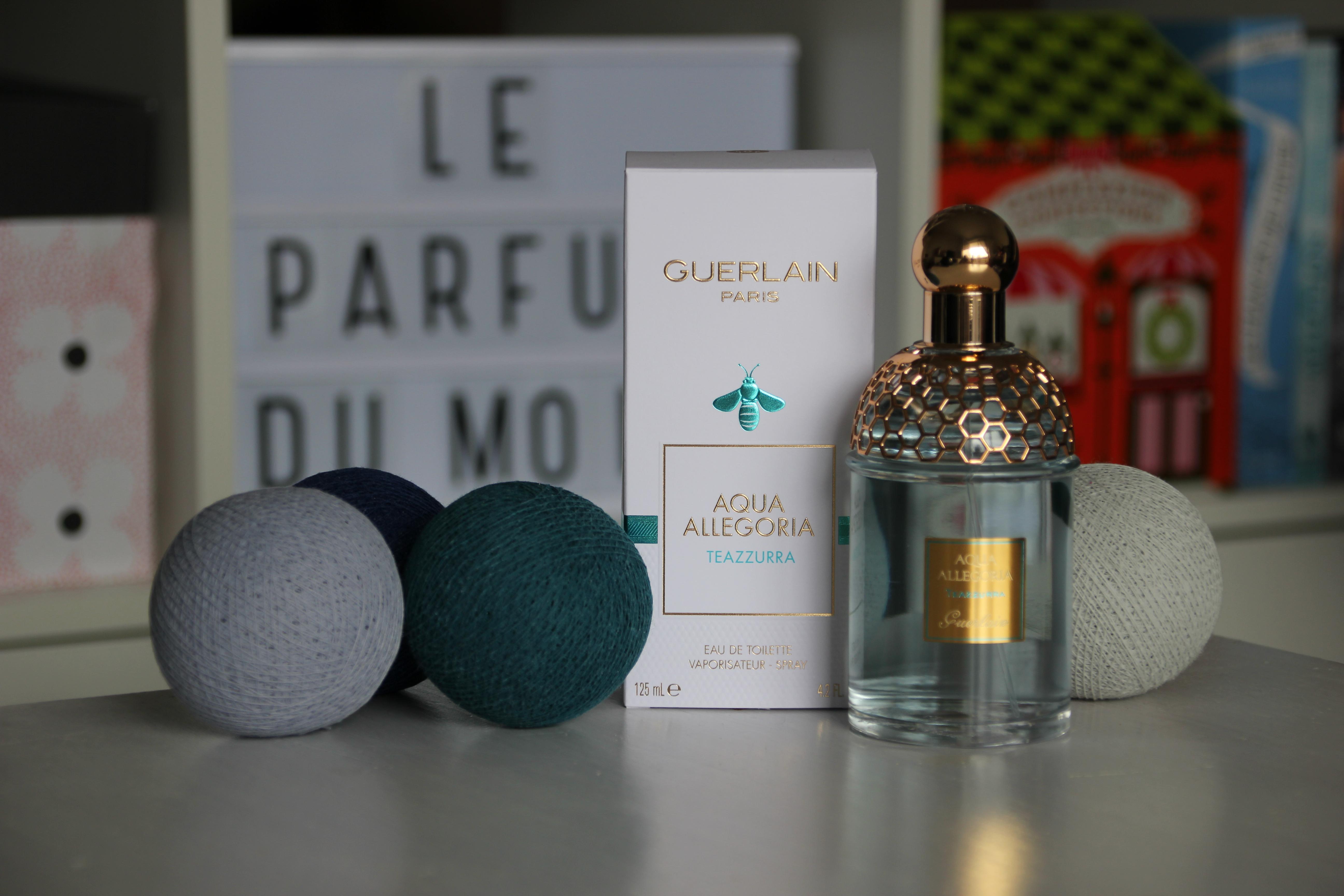 Jl54ar3 Du Guerlain Allegoriateazzurra Le Parfum De 3 Moisaqua Pvm8wO0Nyn